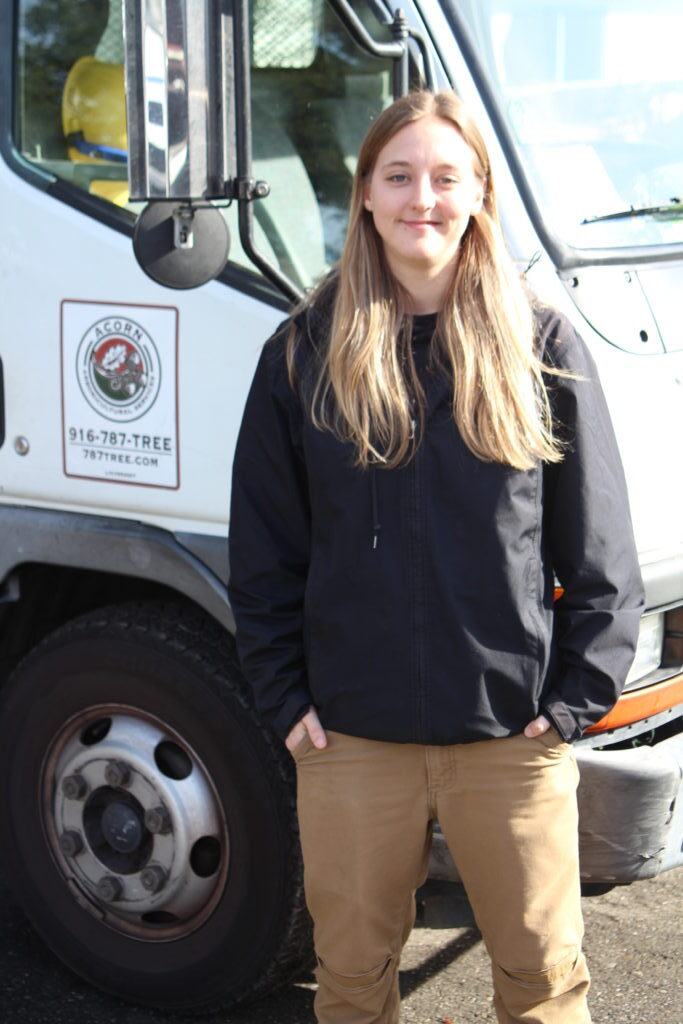Acorn Arboricultural Services Staff Jennifer